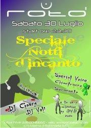 NOTTE D'INCANTO - 30 luglio 2011 - Matera