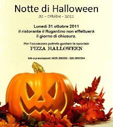 Notte di Halloween - Ristorante Rugantino - Matera
