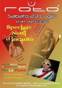 Notti D'incanto - 23 luglio 2011 - Matera