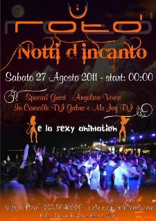 Notti d'incanto - 27 agosto 2011 - Matera