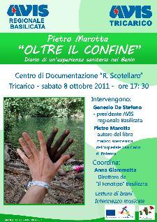OLTRE IL CONFINE  - Matera