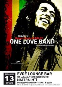 ONE LOVE BAND - Matera