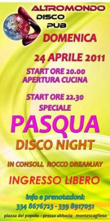Pasqua Altromondo - 24 aprile 2011 - Matera