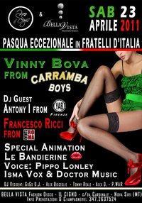 PASQUA ECCEZIONALE in FRATELLI D'ITALIA - 23 aprile 2011 - Matera