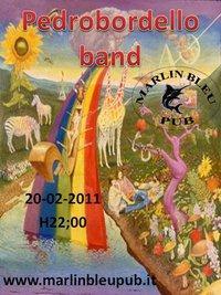 Pedrobordello Band - Marlin Bleu Pub - Matera