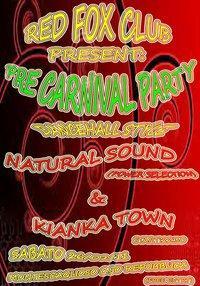 Pre-Carnival party - Matera