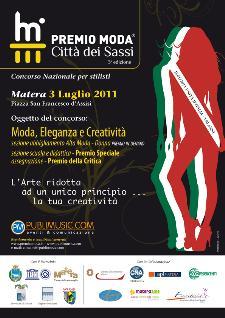 Premio Moda - Città dei Sassi - 3a Edizione  - Matera