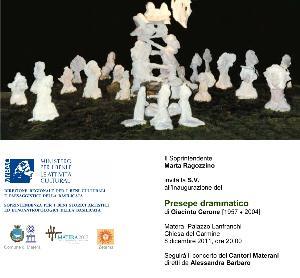 Presepe Drammatico -  8 dicembre 2011 - Matera