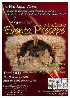 Presepe Vivente 2011 a Tursi  - Matera