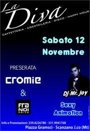 Preserata Cromie - 12 novembre 2011 - Matera