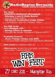 RadioRaptus WinterFest 2011 - 27 dicembre 2011 - Matera