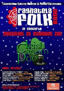 Ragnatela Folk Band  - 28 dicembre 2011 - Matera