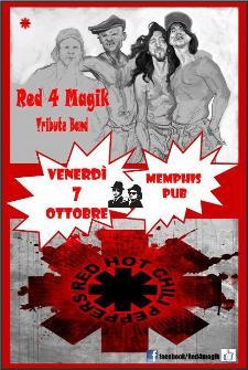 RED 4 MAGIK - 7 ottobre 2011 - Matera