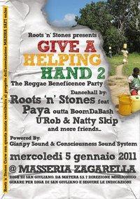 Reggae Beneficence Party - Matera