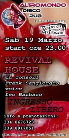 Revival House - Matera