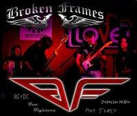 ROCK ON THE ROCKS - Broken Frames live - Matera
