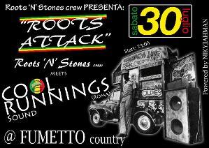 ROOTS ATTACK - 30 luglio 2011 - Matera