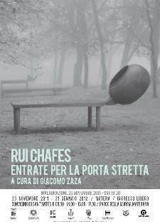 Rui Chafes - Entrate per la porta stretta - dal 26 novembre 2011 al 31 gennaio 2012 - Matera