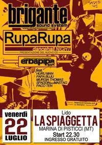 RupaRupa dancehall night  - Matera