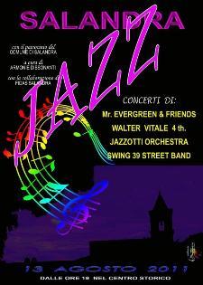 Salandra in Jazz - 13 agosto 2011 - Matera