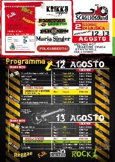 Scagliosound 2011 - 12 e 13 agosto 2011 - Matera