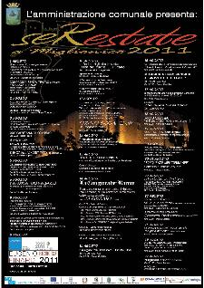 SERESTATE A MIGLIONICO 2011 - Matera