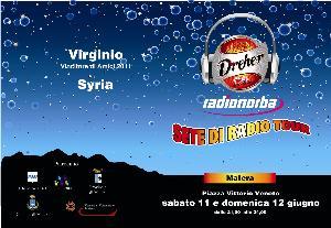 SETE DI RADIO TOUR 2011 - 11 e 12 giugno 2011 - Matera