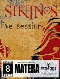 SikTnos Live - 8 aprile 2011 - Matera