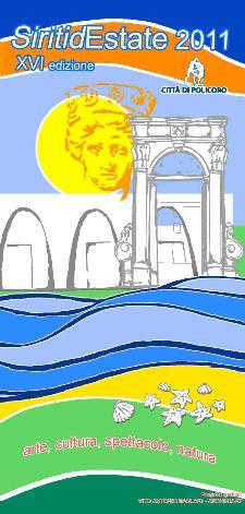 SIRITIDESTATE 2011  - Matera