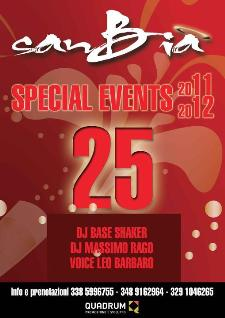 SPECIAL EVENTS  - Matera