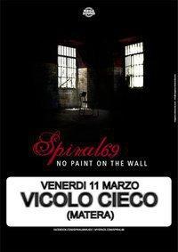 Spiral69 - Vicolo Cieco - Matera