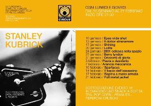 STANLEY KUBRICK - Circus - Matera