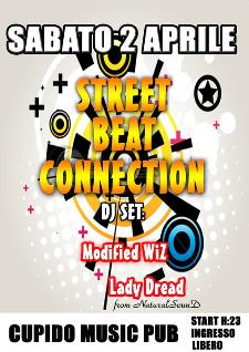 STREET BEAT CONNECTION DJ SET - 2 aprile 2011 - Matera