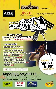Street Muzik Connection - Matera