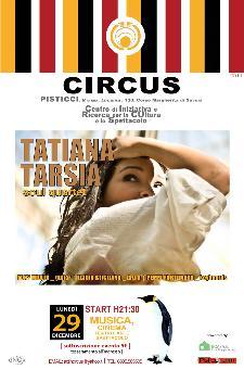 TATIANA TARSIA SOUL QUARTET live - 29 dicembre 2011 - Matera
