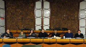 Tavolo della Presidenza XXII Assemblea Regionale a Matera - Matera