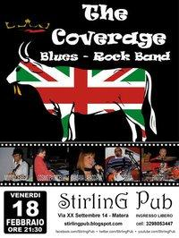 The Coverage - Stirling Pub - Matera