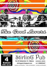 The Good Lovers - Stirling Pub - Matera