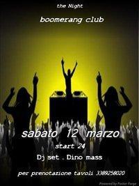 The Night - Matera