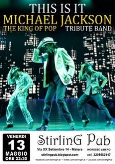This Is It - Michael Jackson - 13 maggio 2011 - Matera