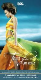 Tratti d'Amore - 17 luglio 2011 - Matera