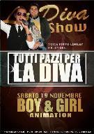 TUTTI PAZZI PER LA DIVA - 19 novembre 2011 - Matera