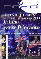 Ultima Notte D'incanto - 3 settembre 2011 - Matera