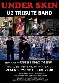 Under Skin - Stirling Pub - Matera