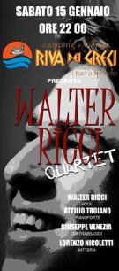 Walter Ricci Quartet - Matera
