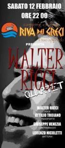 Walter Ricci Quartet - Riva dei Greci - Matera