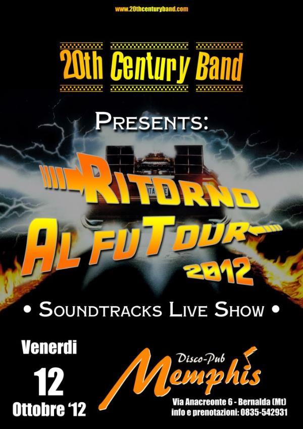 20th Century Band - 12 ottobre 2012
