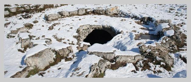 Area del villaggio trincerato di Murgia Timone