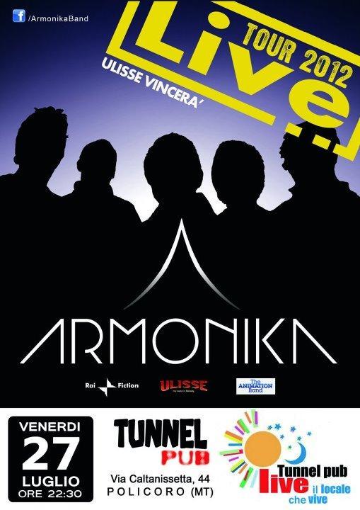 Armonika live - 27 luglio 2012