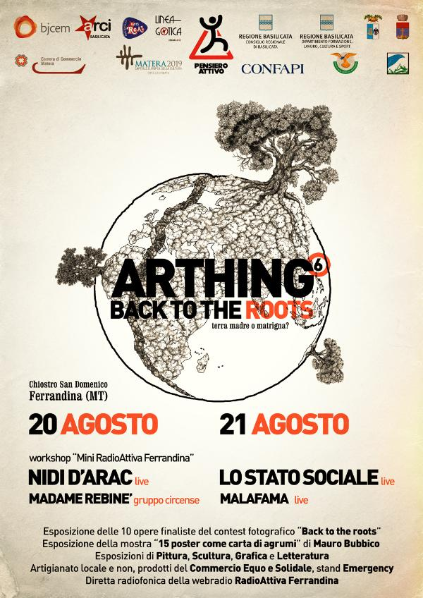 Arthing VI - Back to the roots: terra madre o matrigna?
